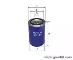 OG526 GOODWILL Масляный фильтр