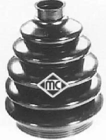 01297 METALCAUCHO Комплект пылника, приводной вал