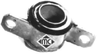 02873 METALCAUCHO Подвеска, рычаг независимой подвески колеса