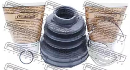 Пыльник Шрус Внутренний (88X94X345) Комплект FEBEST 2115CA220RHT для авто  с доставкой