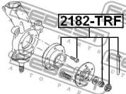 2182TRF FEBEST Ступица колеса -1