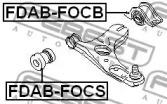 FDABFOCB FEBEST Подвеска, рычаг независимой подвески колеса -1