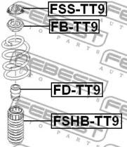FSSTT9 FEBEST Подвеска, амортизатор -1