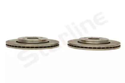 PB20381 STARLINE Тормозной диск -2