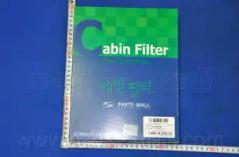 PMAC21 PARTS-MALL Фильтр, воздух во внутренном пространстве