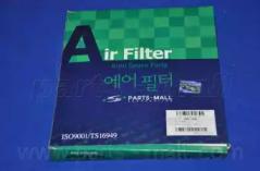 PMC006 PARTS-MALL Фильтр, воздух во внутренном пространстве