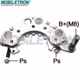 RH72 MOBILETRON Выпрямитель, генератор