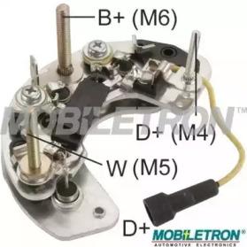 RL09H MOBILETRON Выпрямитель, генератор