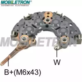 RN08 MOBILETRON Выпрямитель, генератор