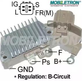 VRH2005100 MOBILETRON Регулятор генератора -1