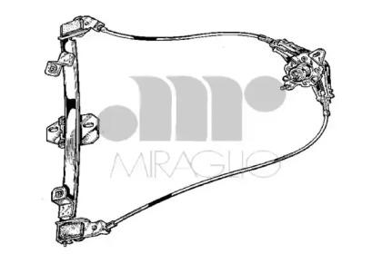 30207 MIRAGLIO Подъемное устройство для окон
