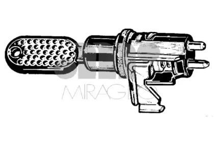 37173SC MIRAGLIO Элементы крышки багажника