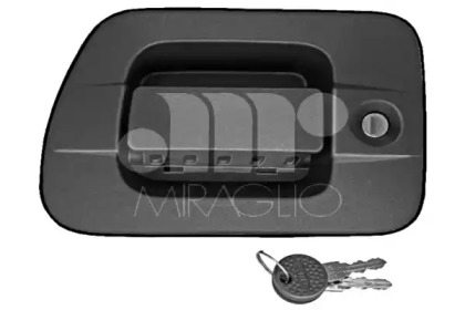 80495SC MIRAGLIO Ручка двери