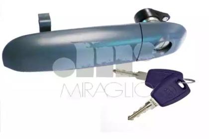 80642 MIRAGLIO Ручка двери