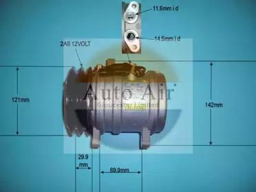 SSP015155 AUTO AIR GLOUCESTER