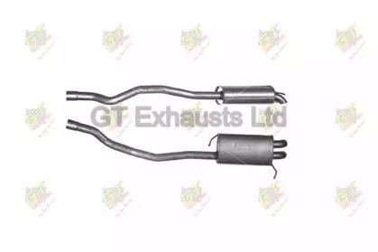 GVW646 GT Exhausts