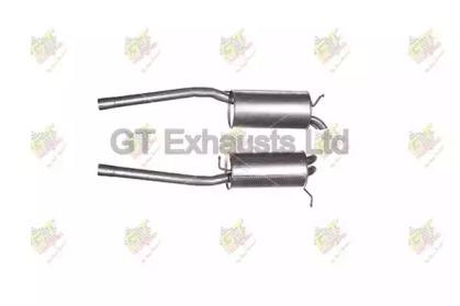 GVW675 GT Exhausts