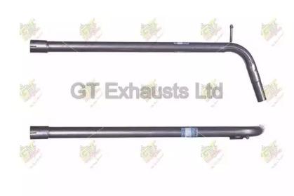 GVW696 GT Exhausts