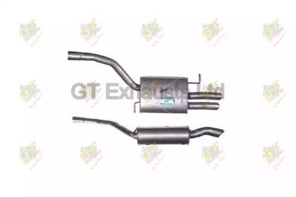 GVW758 GT Exhausts