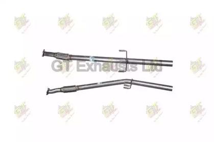 GVW846 GT Exhausts