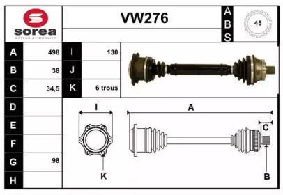 VW276 SERA