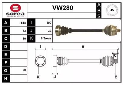 VW280 SERA
