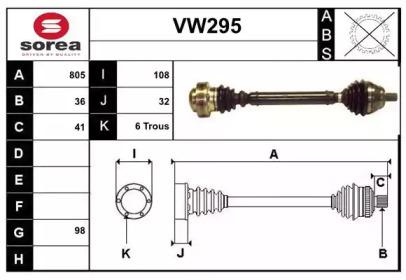 VW295 SERA