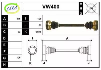 VW400 SERA