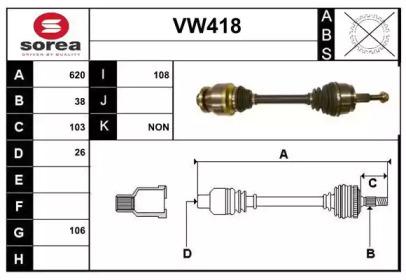 VW418 SERA