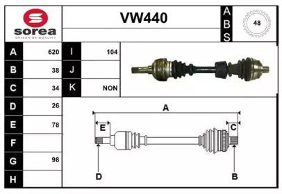 VW440 SERA