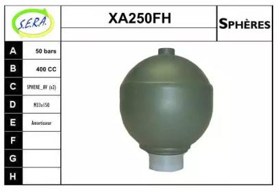 XA250FH SERA