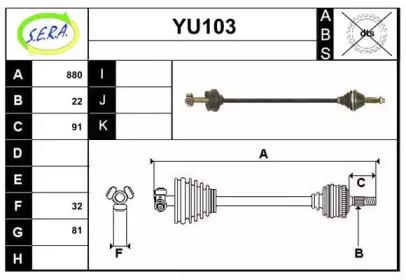 YU103 SERA
