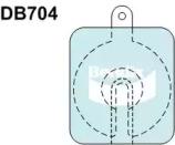 DB704 GCT BENDIX-AU