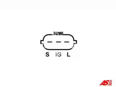A6189 AS-PL Генератор -4