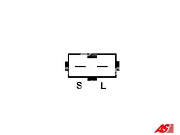 ARE0049 AS-PL Регулятор генератора