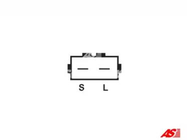 ARE2011 AS-PL Регулятор генератора -1