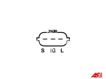 ARE6002M AS-PL Регулятор генератора -2