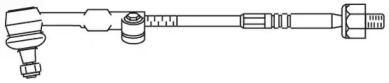 T588 FRAP Поперечная рулевая тяга