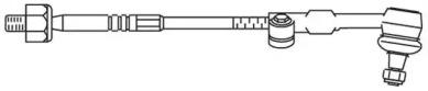 T591 FRAP Поперечная рулевая тяга