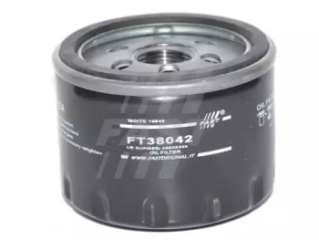 FT38042 FAST Фильтр масляный двигателя