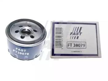 FT38079 FAST Фільтр масляний Renault Kangoo 1.9 dCi/dTi 00-