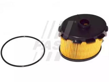 FT39078 FAST Фільтр паливний (вставка) Citroen Berlingo 1.9DI (овальний)