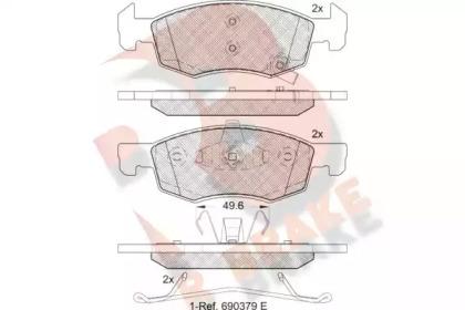 RB2223 R BRAKE