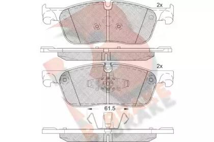 RB2236 R BRAKE