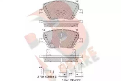RB2275 R BRAKE