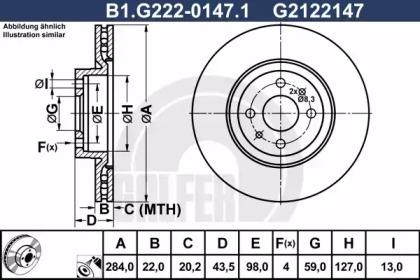 B1.G222-0147.1 GALFER
