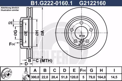 B1.G222-0160.1 GALFER