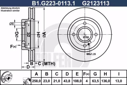 B1.G223-0113.1 GALFER