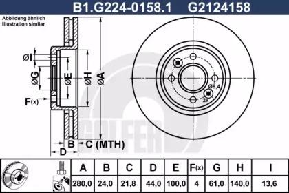B1.G224-0158.1 GALFER