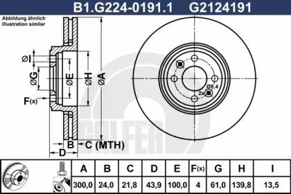 B1.G224-0191.1 GALFER